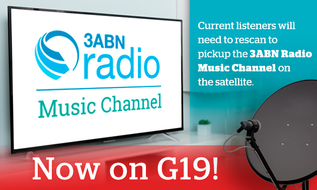 3ABN Radio is now on G-19