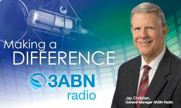 3ABN Radio general manager, Jay Christian