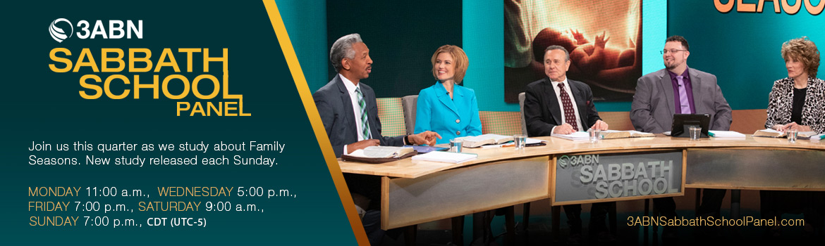 Sabbath School Panel 2019